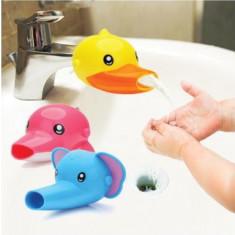 Csapra rögzíthető állatos gyermek kézmosó