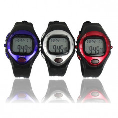 Pulzusmérő karóra pulzusszámláló sport óra