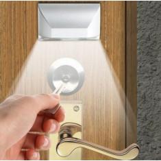 Mozgásérzékelős kulcslyuk-világítás