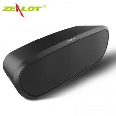Zealot S9 rádiós Bluetooth zenedoboz TF-kártya támogatással