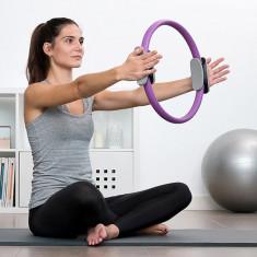 Mélyizomerősítő és testtartásjavító Pilates gyűrű