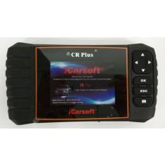 iCarsoft CR Plus ABS légzsák motor váltó szervíz intervallum kézifék diagnosztika