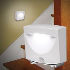 Mighty Light mozgásérzékelős lámpa, bel- és kültéri használatra