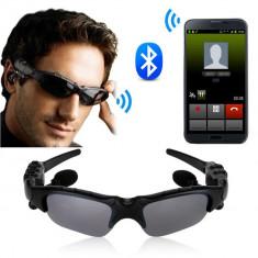Napszemüvegbe épített bluetooth headset