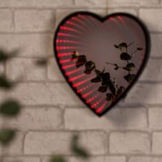 Végtelen LED szív