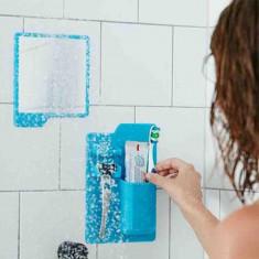 Fürdőszobai fali tároló