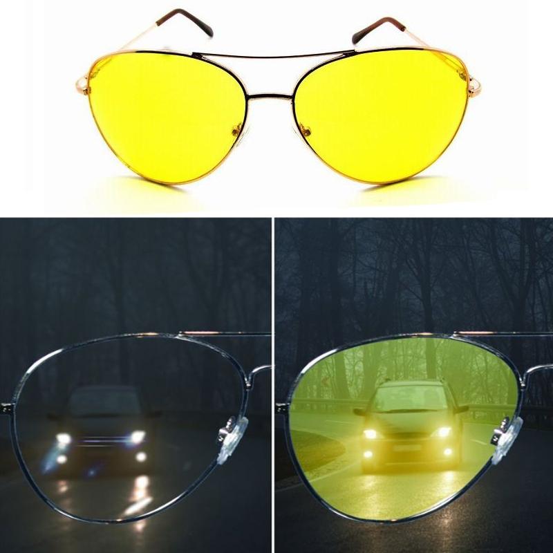 Éjszakai Szemüveg a biztonságos vezetéshez  bcfb794790
