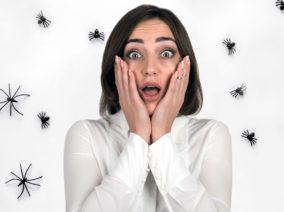 SEGÍTSÉG! Rettegek a bogaraktól!