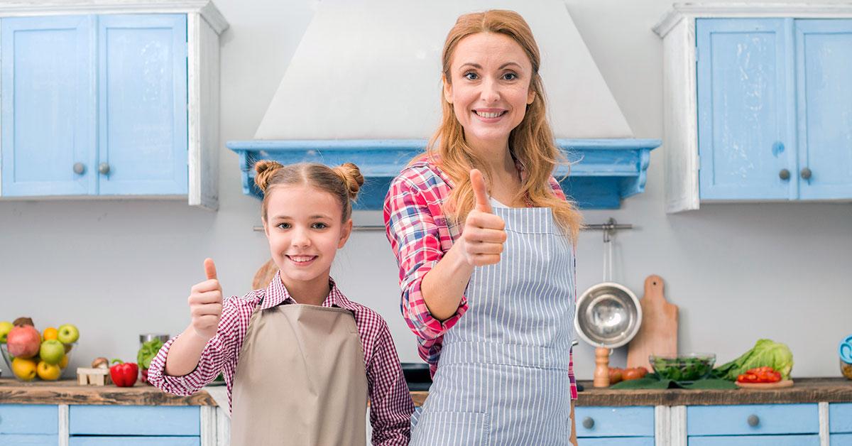 Vedd kezedbe a konyhai előkészületek mesterét!